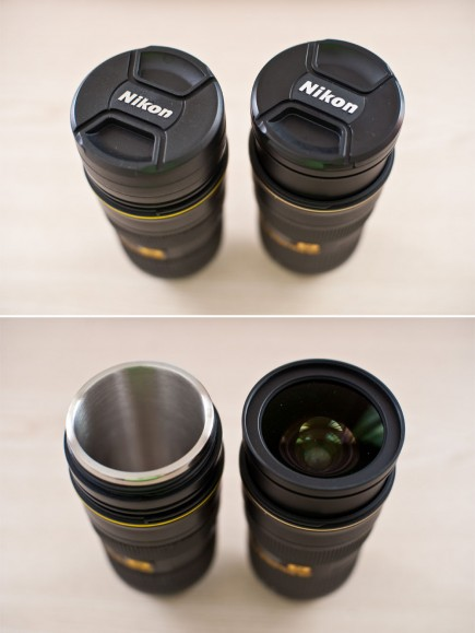My Very Own Nikon Mm F Lens Coffee Mug Christopher Luk - Nikon coffee cup lens