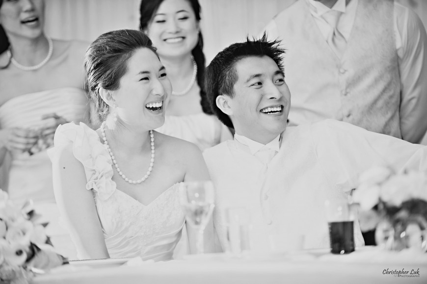 Christopher Luk Weddings 2011 - Assunta and Richard - Timothy Eaton Memorial Church - Wedding Speeches