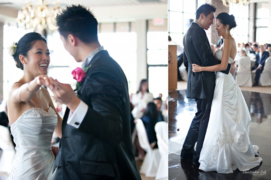 Christopher Luk Wedding - Saturday, May 21, 2011 - Stephanie Kwan and Ricky Chan - Richmond Hill Christian Community Church and The Manor Event Venue in Kettleby - Bride and Groom First Dance