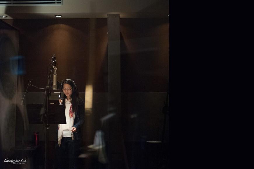 Christopher Luk 2013 - Revolution Recording - Day 1 - Toronto Wedding Portrait Lifestyle Photographer - Vocalist Microphones
