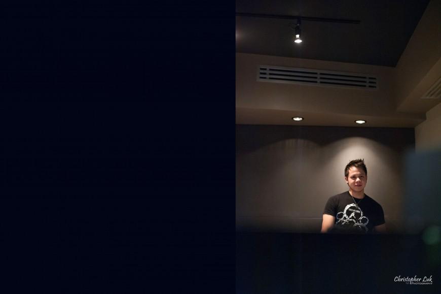 Christopher Luk 2013 - Revolution Recording - Day 2 Studio A - Toronto Wedding Portrait Lifestyle Photographer