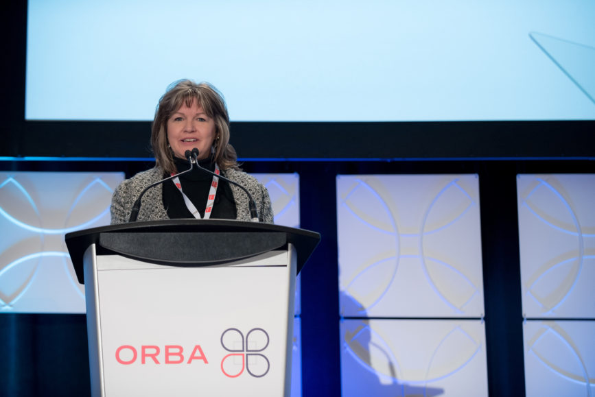 ORBA 2016 Ontario Road Builders Association Annual General Meeting Convention Expo Infrastructure Transportation Fairmont Royal York Hotel Toronto Conference Event Photographer - Session Seminar Keynote Speaker Lecturer