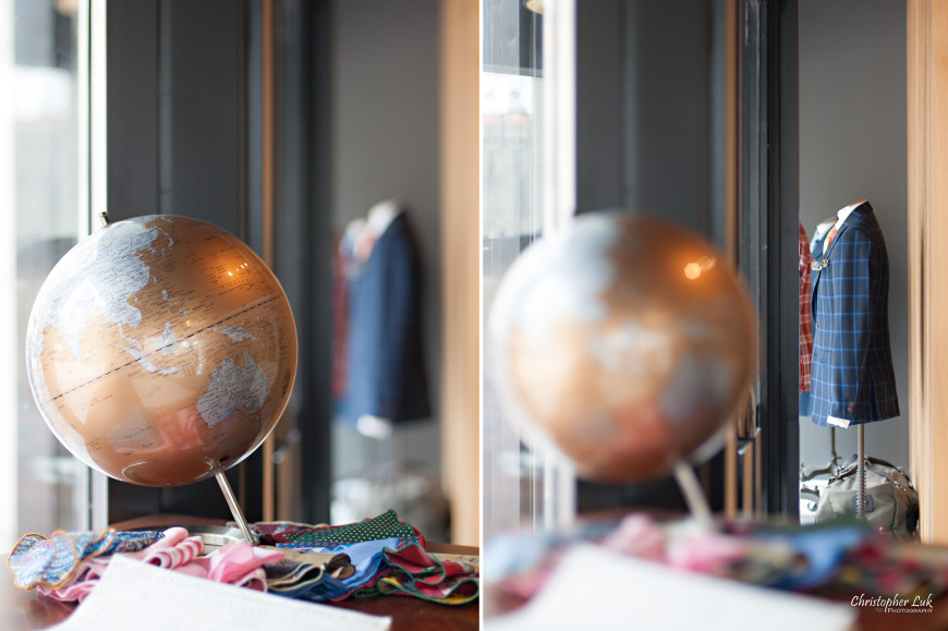 Christopher Luk Wedding 2014 - Garrison Bespoke - Toronto Custom Suit Shirt Tuxedo Sportcoat Overcoat Shoes Tailors - Toronto Wedding and Event Photographer - Details