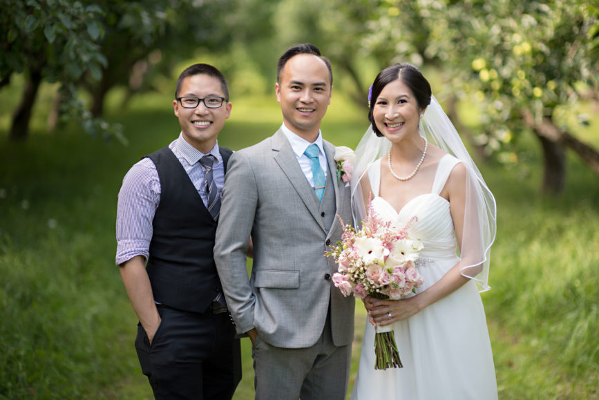 Christopher Luk - Toronto Wedding Lifestyle Event Photographer - Photojournalistic Natural Candid Markham Museum Creative Portrait Session Bride Groom Apple Orchard