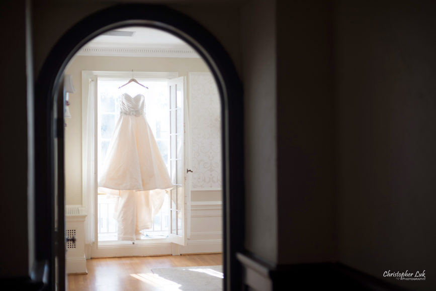 Toronto Wedding Photographer Heintzman House Winter Wedding Historic Estate Event Venue Bride Getting Ready Maddison Dress Gown of The Richmond Group from Best for Bride