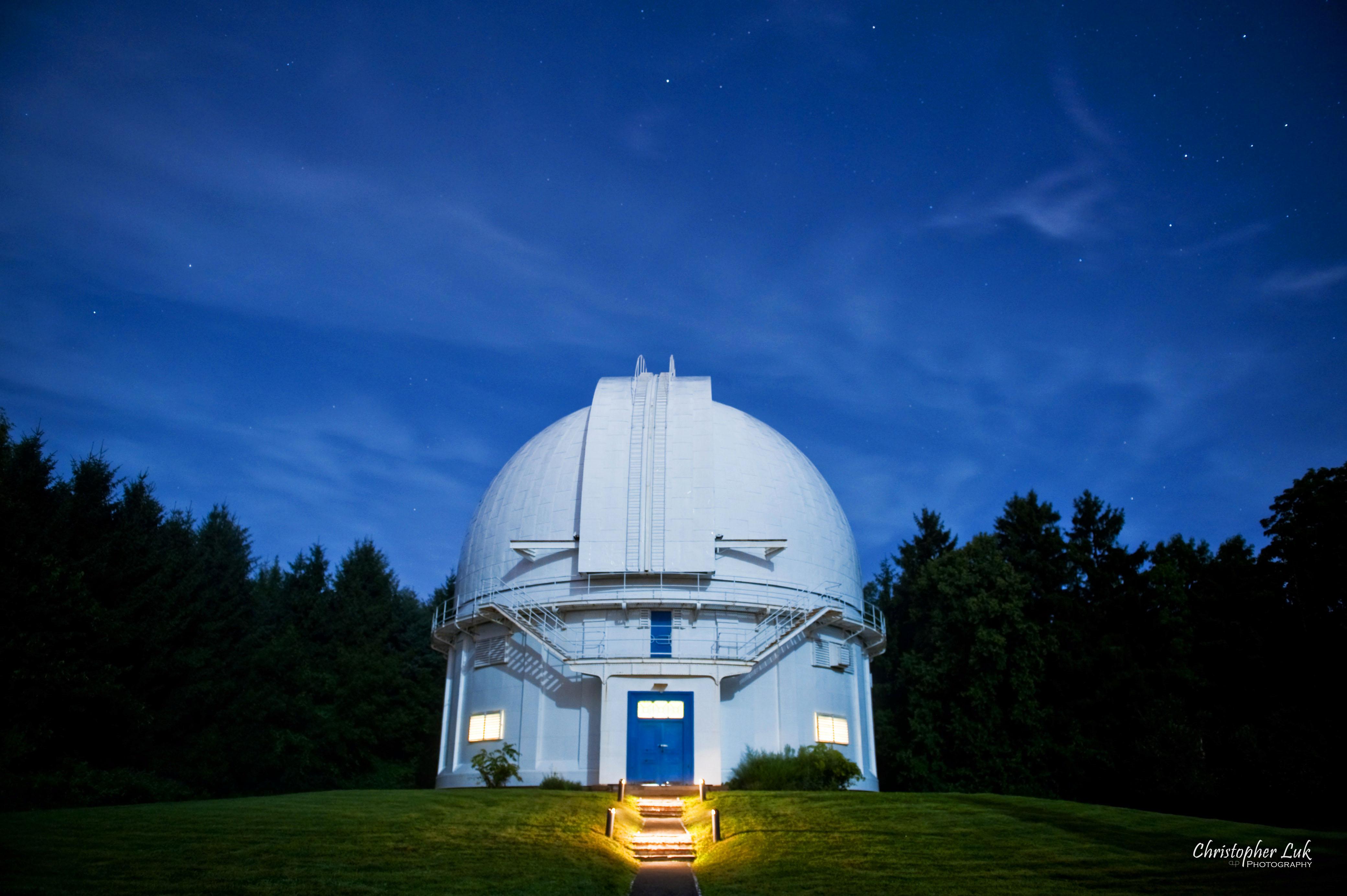 David Dunlap Observatory – July 2010