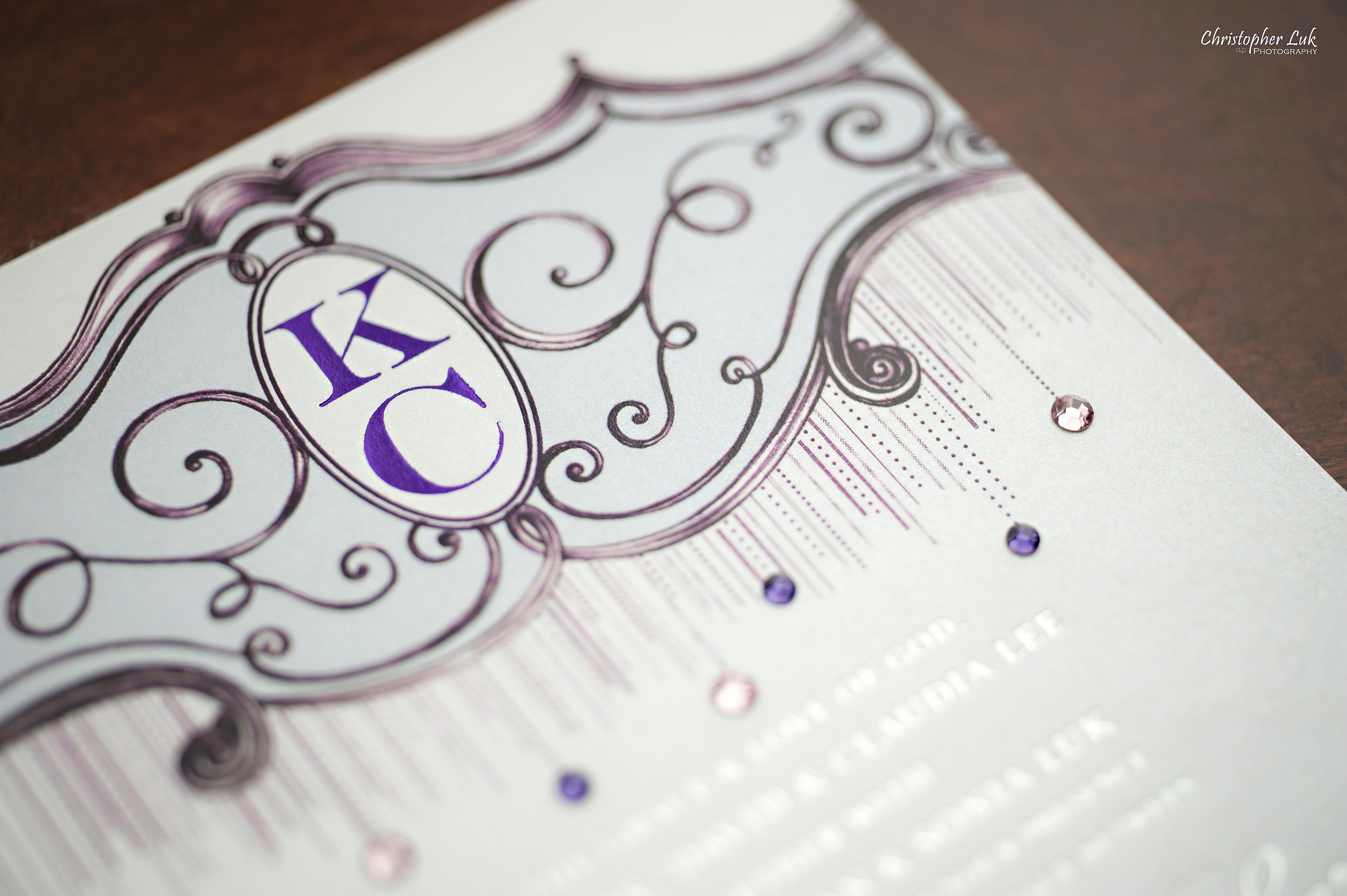 Palettera Custom Correspondences – Luxury Wedding Invitations, Custom Event Stationery & Graphic Design Studio