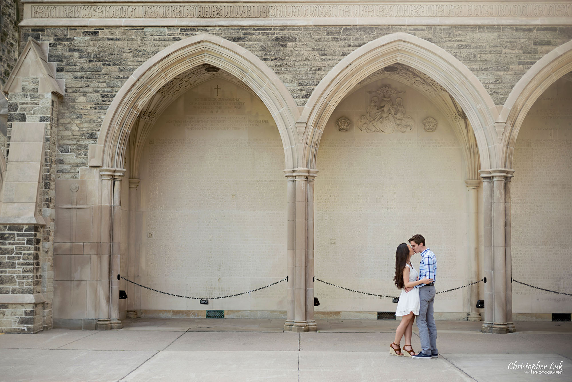 University of Toronto Downtown Engagement Session