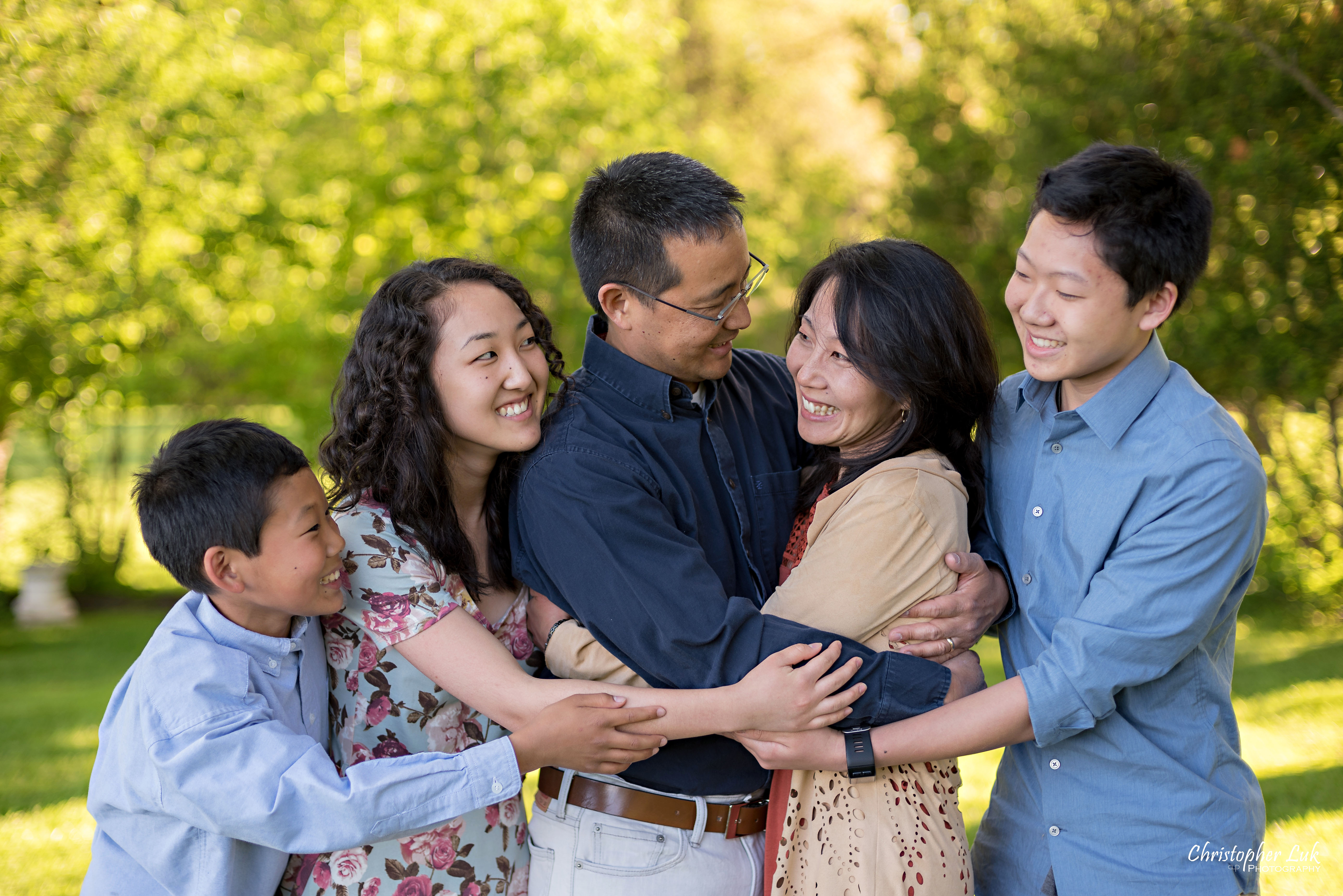 Toronto / Markham / Scarborough Family Lifestyle Session