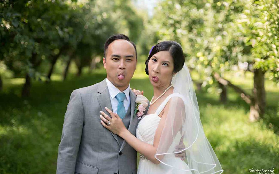 Leslie and Kevin's Wedding – Hilton Suites Toronto, Markham Museum Gazebo, and Casa Victoria Chinese Cuisine