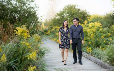 Kristine and Danny's Engagement Session – Toronto Wedding Photographer