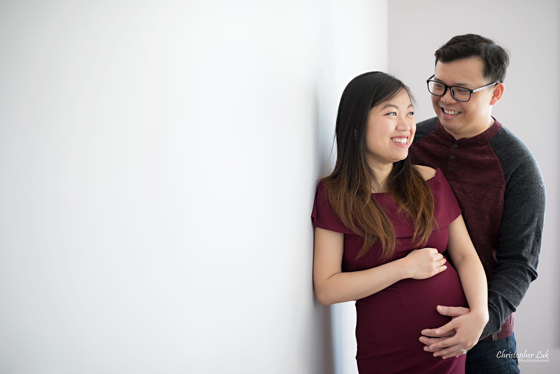 Karen and Elton's Maternity Session – Toronto & Markham Family Photographer