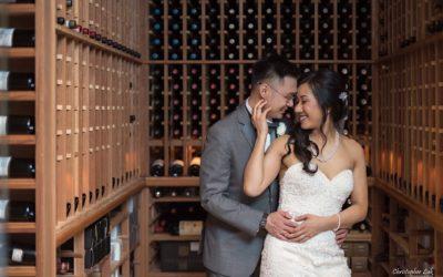 Clarise and Isaac's Wedding – Trinity York Mills Church and Eagles Nest Golf Club