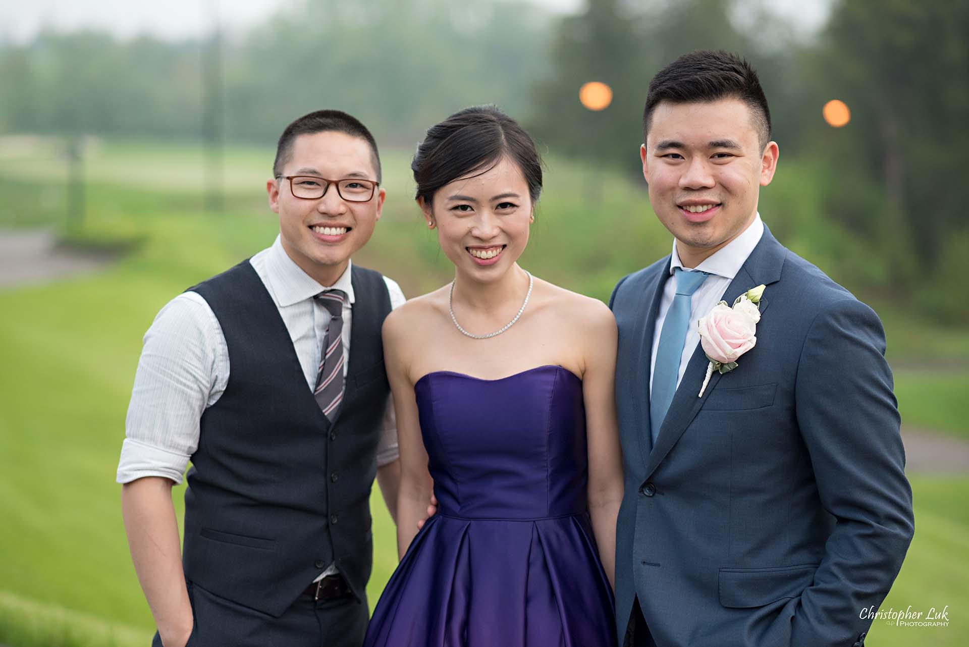 Christopher Luk Toronto Wedding Photographer Noel Nathaniel Bride Groom Together