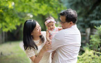 Markham Family & Baby Photo Session – Toronto Photographer