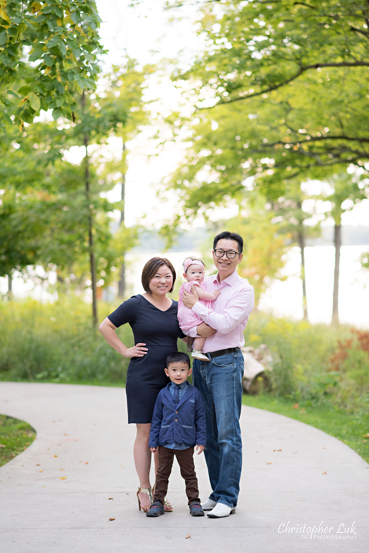 Christopher Luk Toronto Photographer Lake Wilcox Park Family Baby Newborn Richmond Hill Session Mother Father Mom Dad Son Brother Daughter Sister Portrait Smile