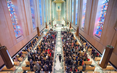 Tyndale Chapel Toronto Church Wedding Ceremony
