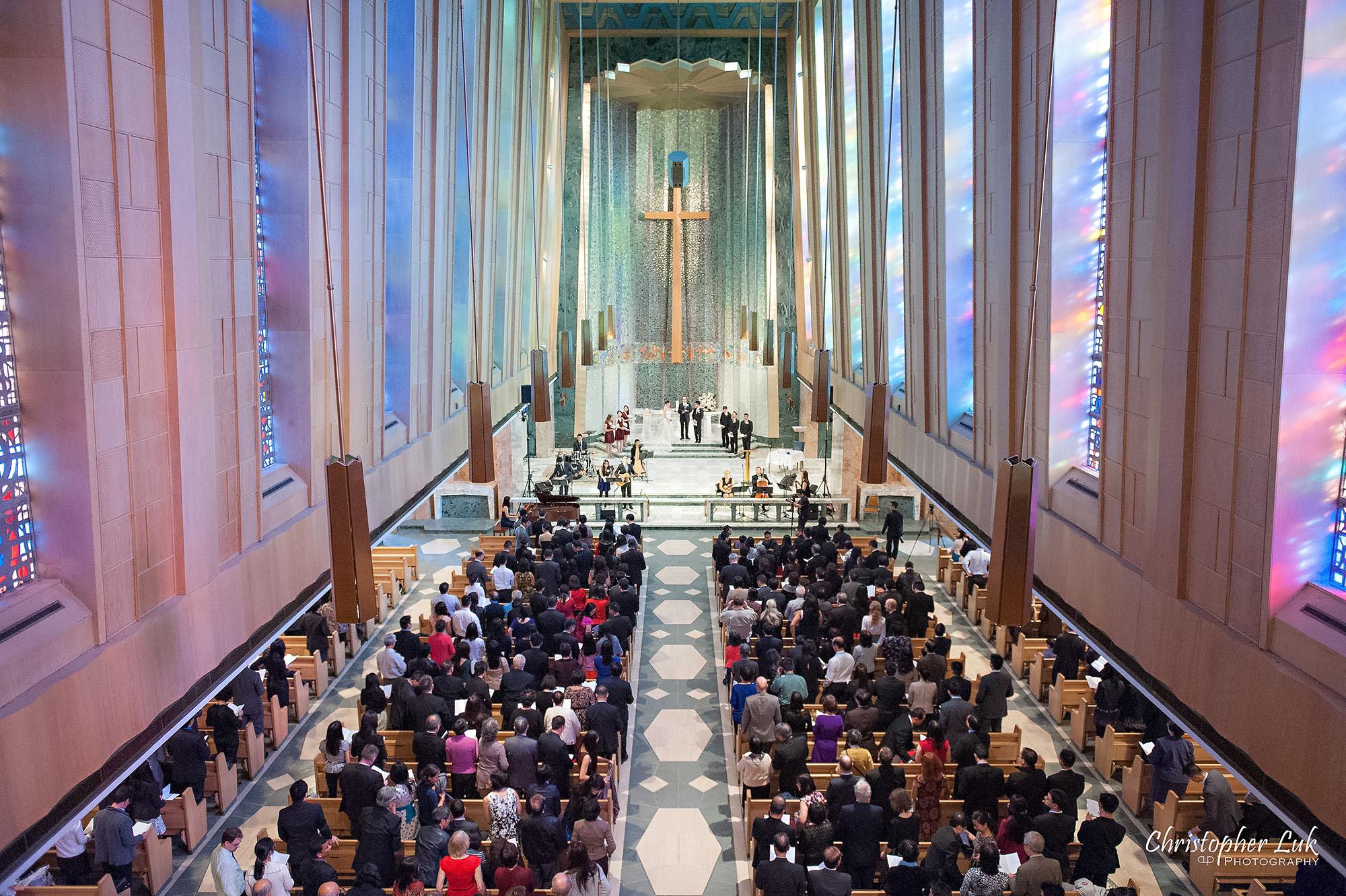 Christopher Luk Toronto Wedding Photography Tyndale Chapel Church Ceremony Venue Location Bride Groom Landscape