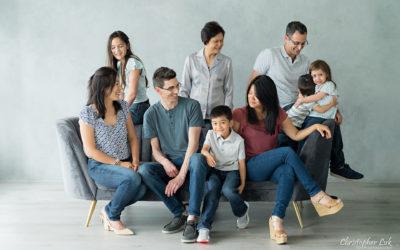 Markham Family Photo Studio Photographer