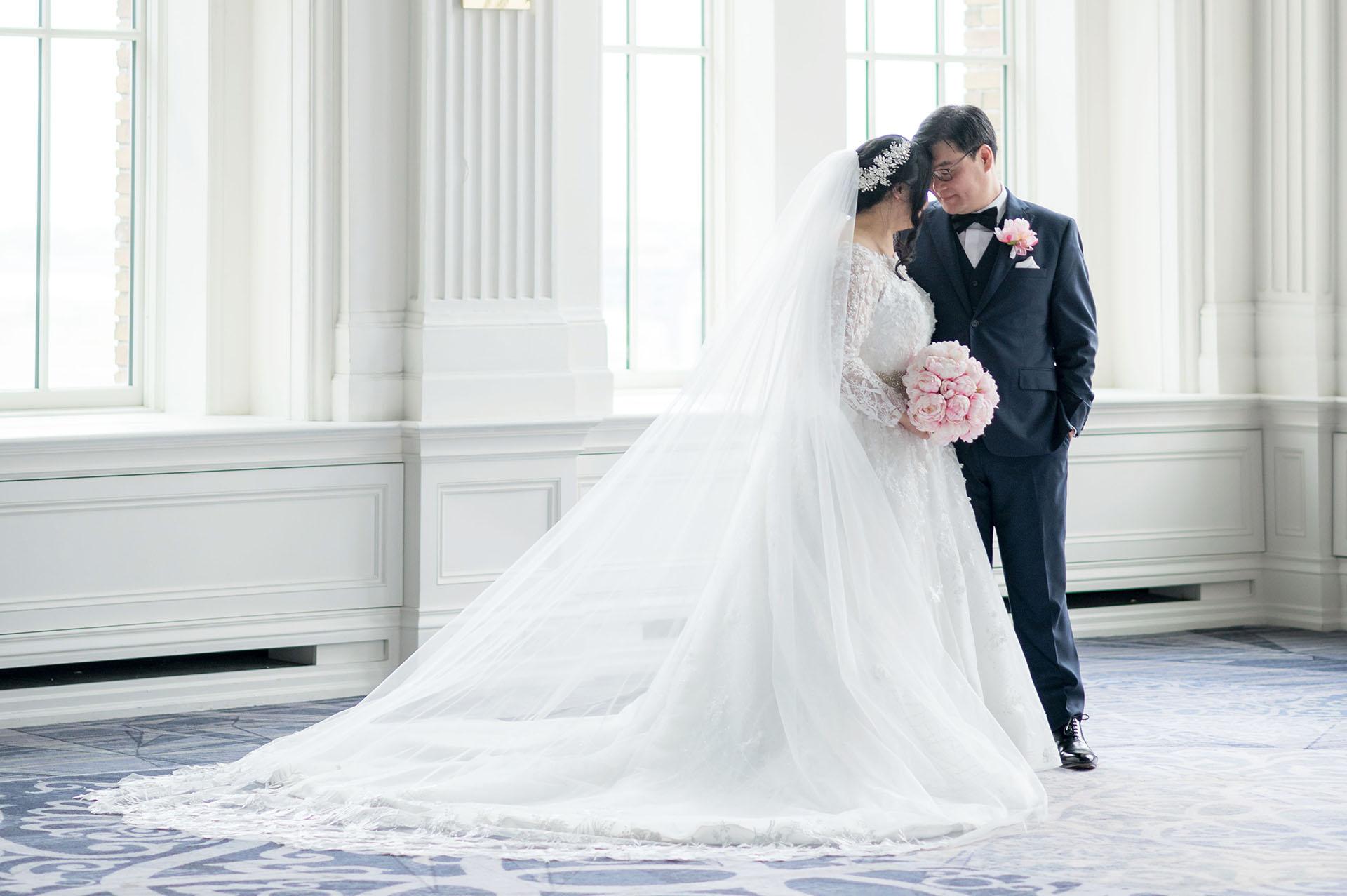 King Edward Hotel Wedding